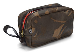 Croots Camouflage Wash Bag