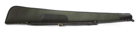 Croots Rosedale Canvas Gun Slip with Zip