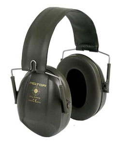 3M Peltor Bullseye Ear Defenders