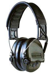 MSA Sordin Supreme Basic Ear Defenders